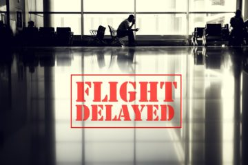 Zpožděný nebo zrušený let? Na co mám nárok a za jaké situace?